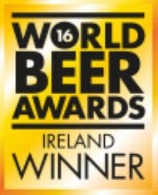 Ireland's Best Golden Ale