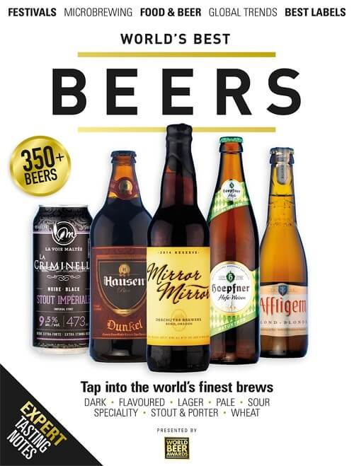 WORLD'S BEST BEERS 2017