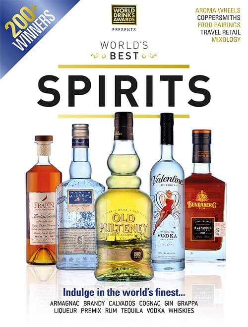 WORLDS BEST SPIRITS 2017