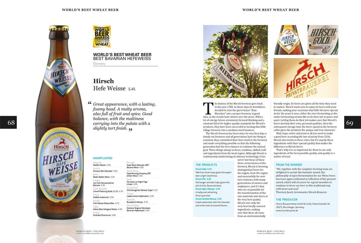 WORLDS BEST BEERS & CIDERS 2018