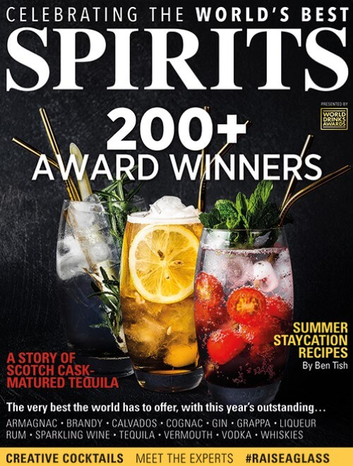 World's Best Spirits 2020