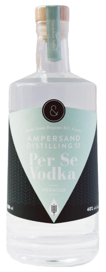 World's Best Varietal Vodka
