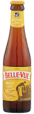 Belgium - Gueuze Sour Beer - Silver Medal
