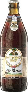 Germany - Dark Wheat Beer - Silver Medal