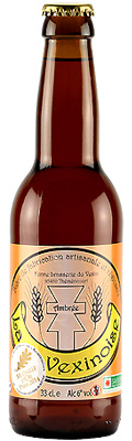 France - Amber Pale Ale - Silver Medal