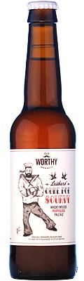 United Kingdom - Spirit Flavoured Beer - Gold Medal