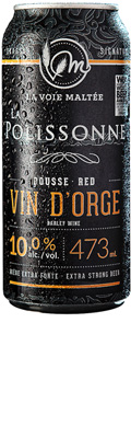 Canada's Best Dark Barley Wine