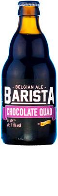 Belgium - Chocolate & Coffee Flavoured Beer - Gold Medal