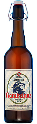 Germany - Strong Wheat Beer - Silver Medal