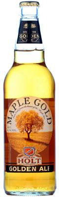 United Kingdom - Honey & Maple Flavoured Beer - Silver Medal