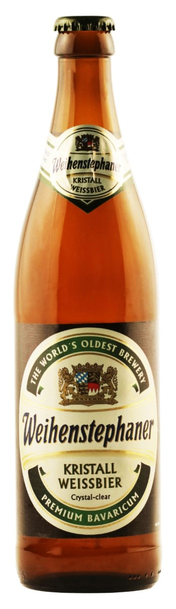 World's Best Kristal Wheat Beer