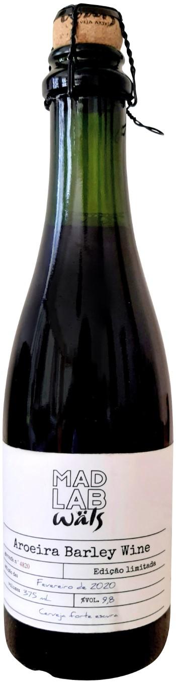 World's Best Dark Barley Wine