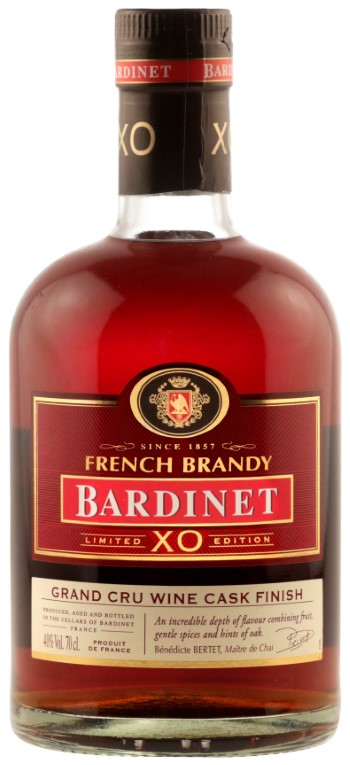 Best Extra Old Brandy