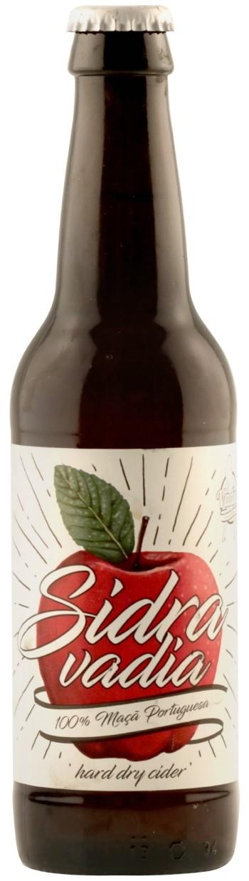 Portugal's Best Sparkling Cider