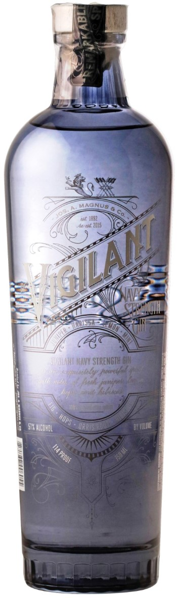 World's Best Navy  Gin