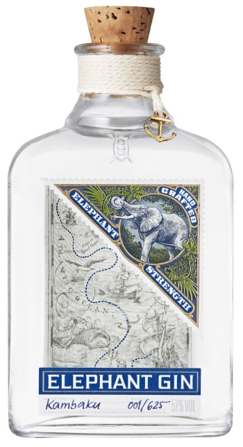 World's Best Navy Gin