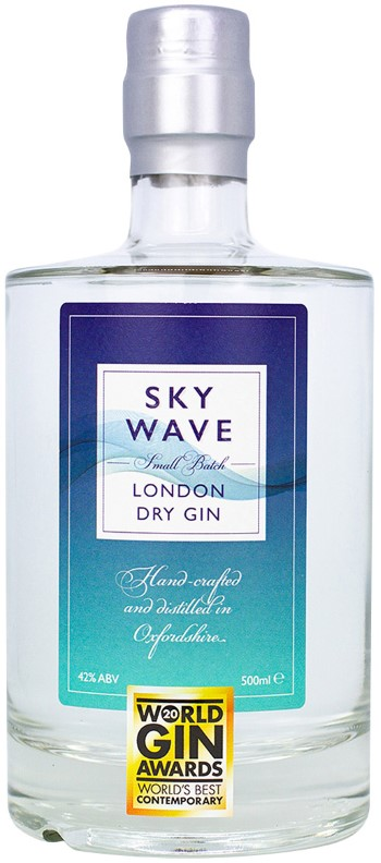 World's Best Contemporary Style Gin