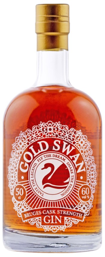 World's Best Matured Gin
