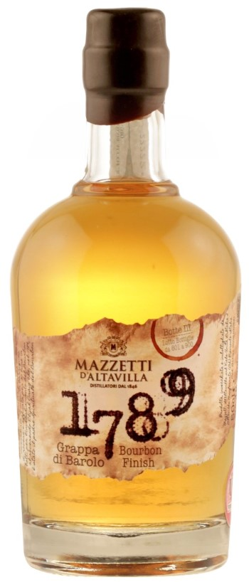 Best Aged Grappa