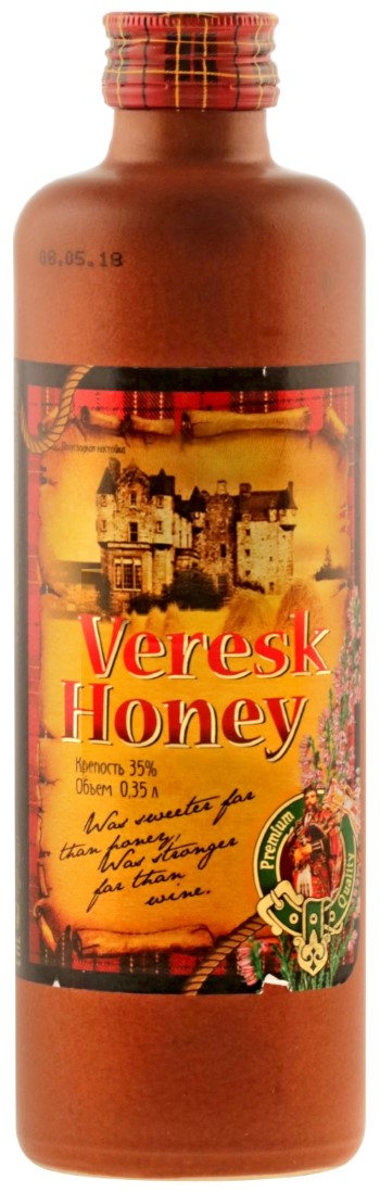 World's Best Honey Liqueur
