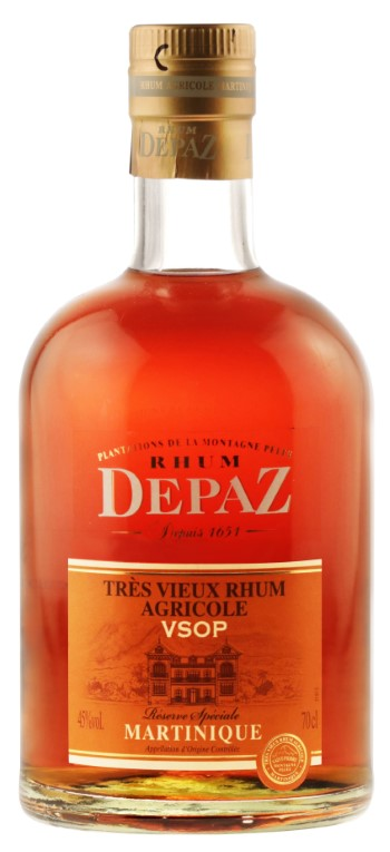 World's Best Agricole Rum