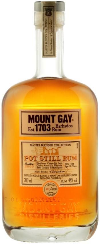 World's Best Pot Still Rum