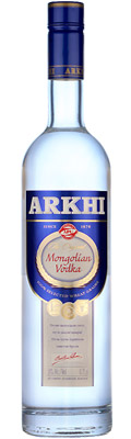 Mongolia - Best Pure Neutral Vodka