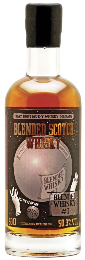 World's Best Blended Whisky