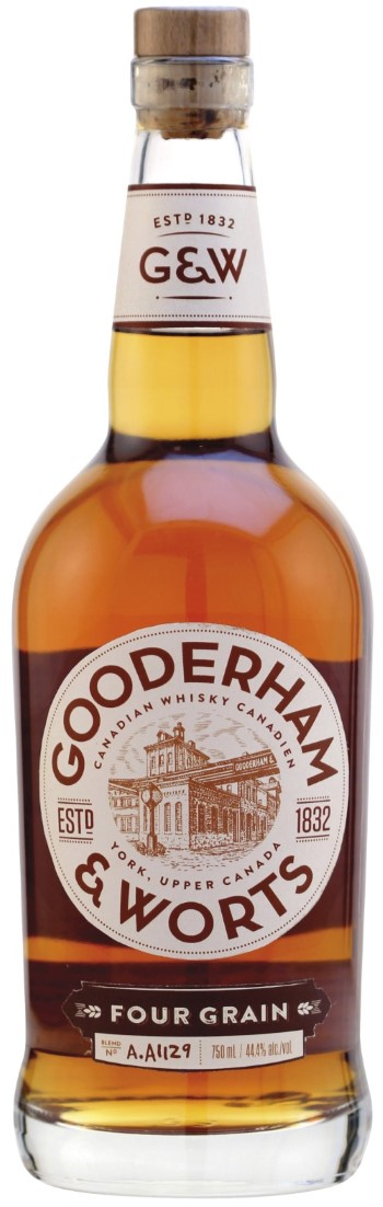 Best Canadian Canadian Blended Whiskey