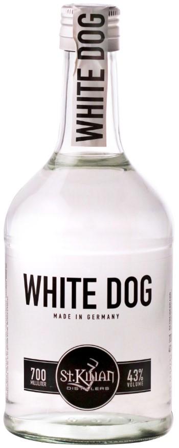 World's Best White Dog