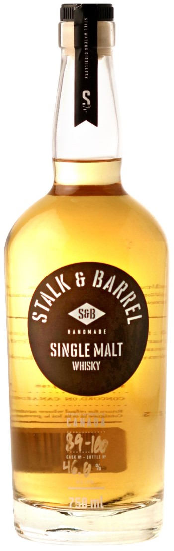 Best Canadian Single Cask Single Malt