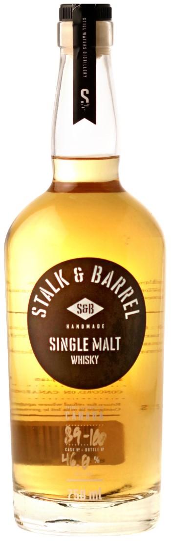Best Canadian Single Cask Single Malt