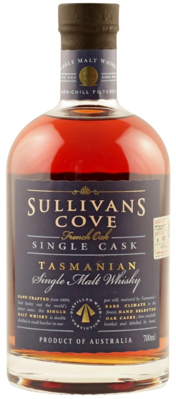 Best Australian Single Cask Single Malt