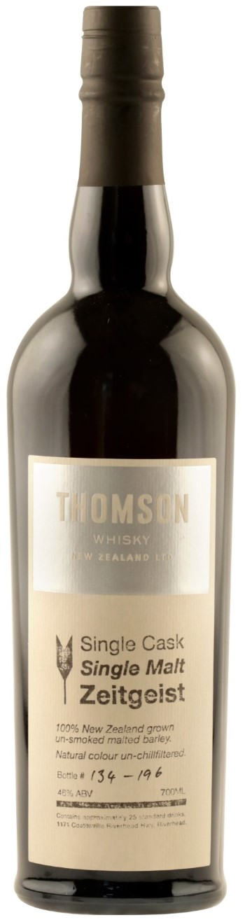 Best New Zealand Single Cask Single Malt