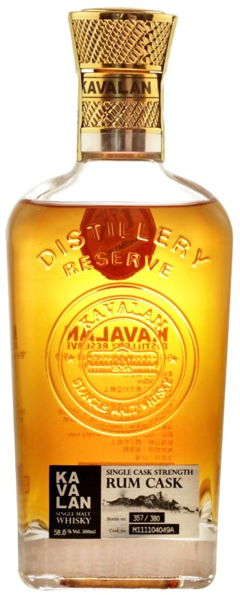 Best Taiwanese Single Cask Single Malt