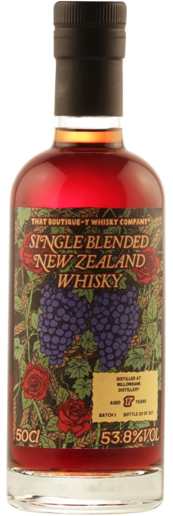Best New Zealand Blended Limited Release