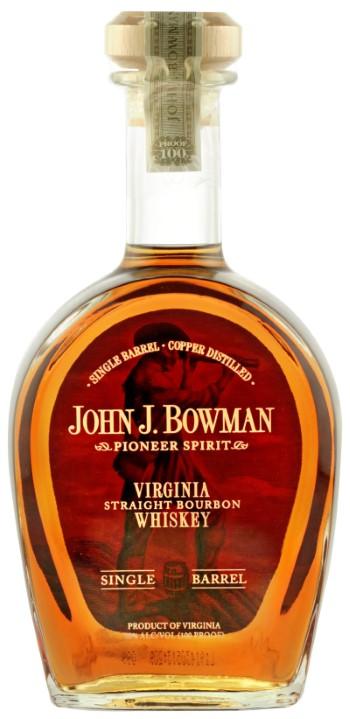 Best Non-Kentucky Single Barrel Bourbon