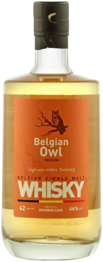 Best Belgian Single Cask Single Malt