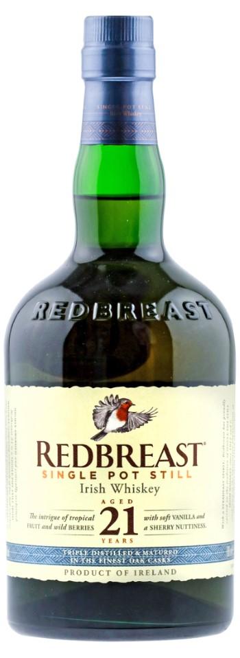 Redbreast 21 Years old Mejor Whisky 2020 Ganadores de los wwa 2020  Mejor whisky del mundo