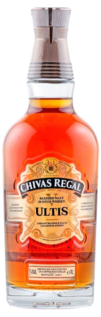 MacNair's Lum Reek Blended Malt Shotch Whisky 21 Years old  Mejor whisky del mundo