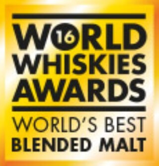 World's Best Blended Malt Whisky