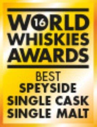 Scotch - Speyside Single Cask Single Malt Whisky 21 Years and Over