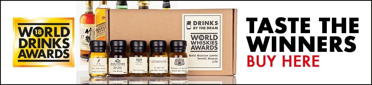 World Whiskies Awards 2018 Boxset